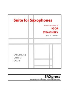 Suite for Saxophones