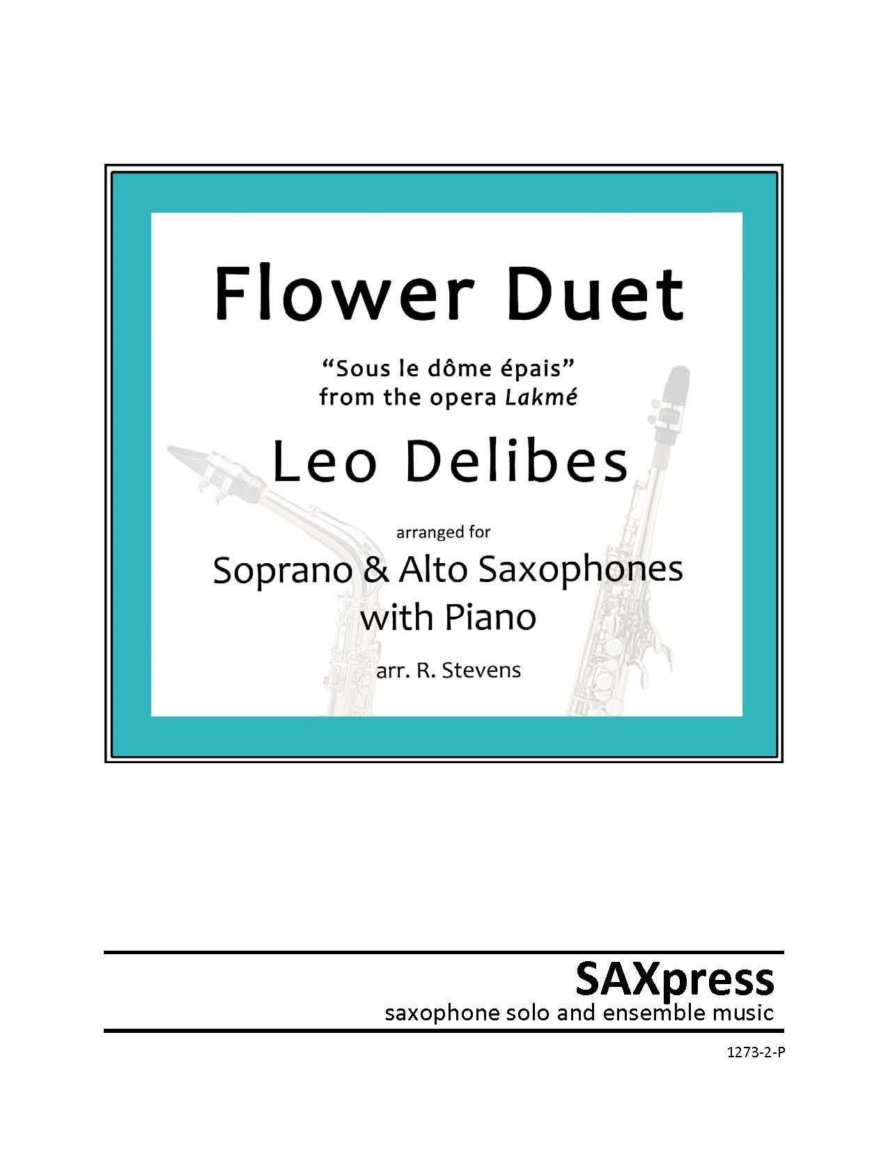 Flower Duet from Lakmé