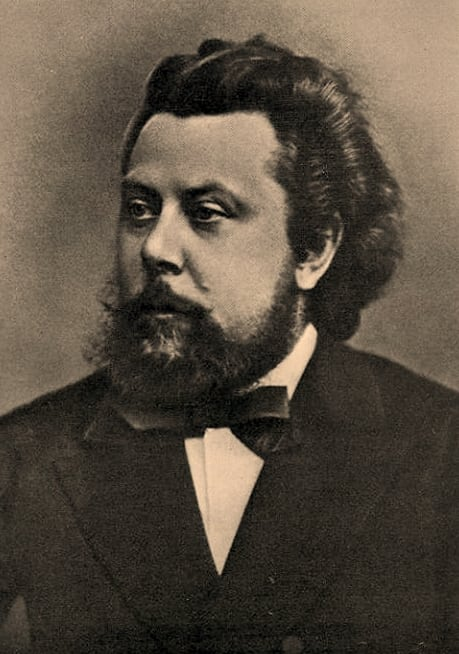 Pictures at an Exhibition composer Modest Mussorgsky