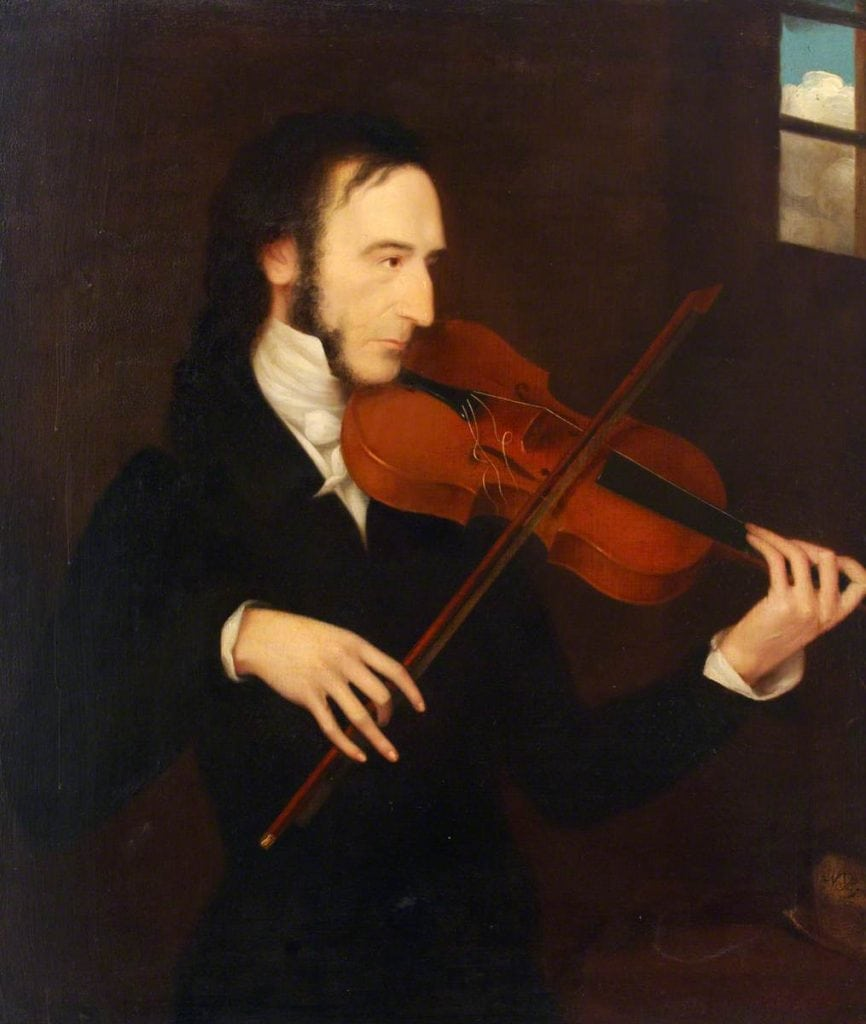 Cantabile and Waltz Flute Solo Niccolo Paganini